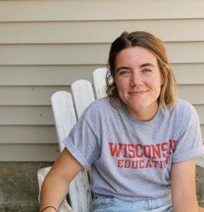 Picture of Study Skills Coordinator Maddie Kaiser