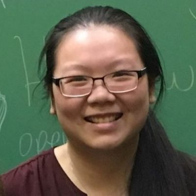 Picture of Office Coordinator Leanne Chan