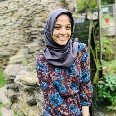 Picture of Drop-In Coordinator Najeeha Khan